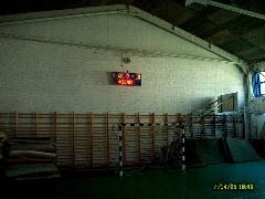 MS160-Base LED scoreboard