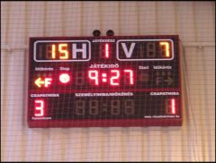 MS160-Basketball multisport LED scoreboard